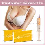 Injeção Injectable do peito do ácido hialurónico