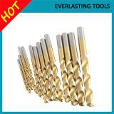 Morceau de foret Ti-Enduit de torsion de machines-outils pour le bois Drilling