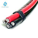 3x150mm2 + 1x70mm2 Al isolation XLPE LV Câble ABC