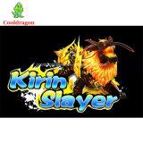 Máquina de juego de Kirin del asesino de la arcada de la máquina del cazador del juego video de fichas de los pescados para la venta