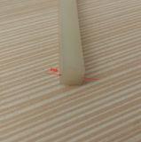 Твердые экструзии гибкие силиконовой резины шнур