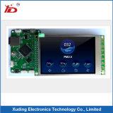 Écran LCD négatif vert de moniteur de Stn de panneau lcd