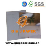 Het Goud van de douane/het Zilver Met een laag bedekte Document van het Karton van de Sigaret