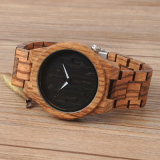 Bobo 새 M30 남자의 나무는 남자를 나무로 되는 시계 줄 석영 시계를 주시한다
