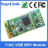 Module encastré à grande vitesse de WiFi de Mtk Mt7610u 802.11AC 600Mbps USB pour le boîtier décodeur