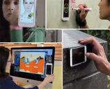 iPhone x аргументы за телефона волшебного Nano всасывания антигравитационное