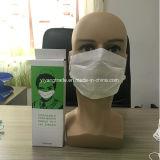 Один Слойные одноразовые бумажные маску для лица