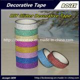 De Multifunctionele Decoratieve Kleuren DIY schitteren Band schitteren Plakband 1.5cm*3m