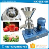 Sanitary Peanut Grinder Mill Ketchup Sauce Mixing Making Machine