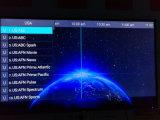 Quarte-Faisceau de V8 de boîtier décodeur de TV Mali-450MP GPU au cadre de 750MHz IPTV TV