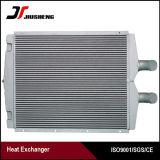 Échangeur de chaleur en aluminium de Plaque-Ailette de la Chine pour le réfrigérant à huile