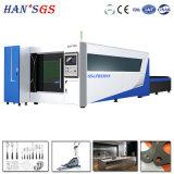 автомат для резки листа металла лазера волокна 3kw с защитным экраном