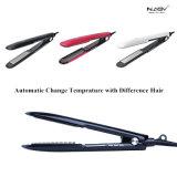 La mejor calidad 2 en 1 hierro del pelo con la función del doble del bigudí de pelo