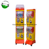 Máquina de Venda Automática da cápsula com moedas cápsulas de brinquedo Máquina de Venda Directa