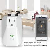 Acceso inalámbrico a la toma inteligente para la automatización del hogar