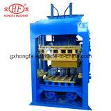 Hfb5130A полностью автоматическая машина для формовки бетонных блоков конкретные цемента из кирпича для скрытых полостей