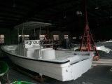 De Boten van het Werk van de Glasvezel van de Vrachtschepen van Liya 25FT