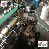 Corte del trazador de líneas de la película del PE y máquina de coser para el bolso tejido