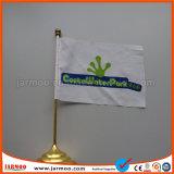 Impressão Digital Pequena Bandeira Nacional de Turismo Pavilhão