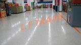 Étage d'intérieur et extérieur blanc comme le lait, antidérapage, du marché Using, matériau de construction favorable à l'environnement, machines à paver de sol de mosaïque
