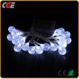 IP65 Waterdrop LED 결혼식을%s 장식적인 가벼운 방수 LED 휴일 끈 빛