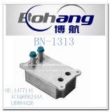 Refrigerador de petróleo del tránsito Mk6 2.0L del repuesto del automóvil de Bonai (1477141)