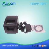 자동 절단기를 가진 새 모델 Ocpp-80y 80mm 열 영수증 인쇄 기계