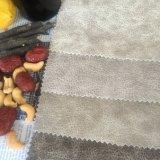 Commerce de gros canapé en velours doux Sellerie tissu de polyester
