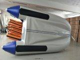 Op zwaar werk berekende Opblaasbare Boot 2.7m van de Redding van de Boot Vloer Airmat