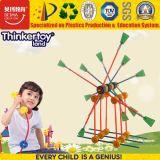 Il gioco del bambino di Thinkertoyland 3+ ostruisce il giocattolo educativo