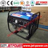 recul refroidi à l'air de générateur de l'essence 2.8kw/générateur électrique de début