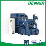Oil-Free centrifugas centrífugas de la unidad de alta velocidad turbo compresor de aire