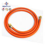 Prix usine boyau flexible de gaz de PVC de 3 couches