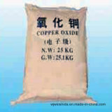 Superfina de óxido de cobre chapado de activo