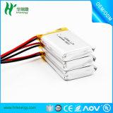 High Voltage 3.8V 1050mAh polímero de ion de litio de la cámara Mini