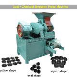 BBQ van de Steenkool van de houtskool de Pers die van de Briket Machine maken