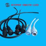高温LEDのストリップの電気ケーブルのコネクター