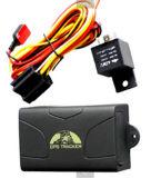 長い電池の寿命車の手段の追跡者GPS Tk104を追跡する貨物専用コンテナ