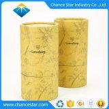 Kundenspezifisches Aluminiumfolie-Papierverpackengefäß für Tee