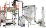 Puder-Beschichtung-Mikro-Reibendes System
