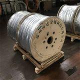 fil en aluminium plaqué de cuivre de 3.86mm CCA-10A pour le câble de rf