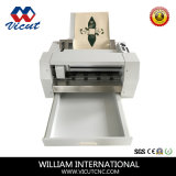 Equipo continuo de papel automático del corte que introduce