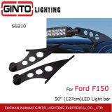 LED Ginto la conducción de la barra de luz de techo Soporte de montaje de Ford F150 (SG210)