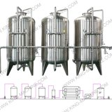 Banheira de Venda Automática Completa do Sistema de equipamento de tratamento de água pura