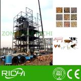 Кормовых пресс-гранулятор Richi животных с маркировкой CE/ISO/SGS