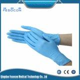 De medische Handschoen van het Onderzoek van het Nitril, Vrij Latex, poedert de Vrije Handschoenen van het Nitril