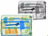 Sûreté de sécurité dans les aéroports contrôlant des bagages de rayon de X, machine SA6550 de lecture de bagage