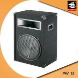 Erscheinen-Lautsprecher der Live-Musik-Pw-15