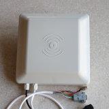 UHF RFIDのアンテナ8dBi IP54受動TCP IP WiFi Wiegand26/34 0-6m RFID UHFの読取装置