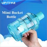 Холодно! бутылка ведра питьевой воды творческого миниого цветастого спорта 630ml пластичная